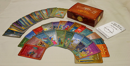 The 72 Names Cards set