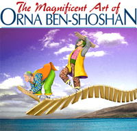 Orna's Art Website